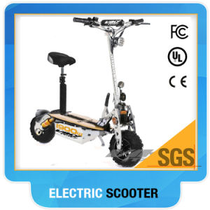 Lithium Battery Electric Scooter 60V 2000W pictures & photos