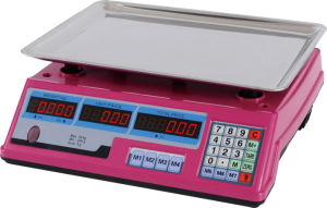 60kg Housing Electronic Counting Scale (ACS-206) pictures & photos