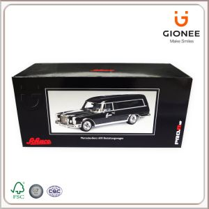 High Quality Chipboard Toy Car Gift Box with Custom Printing pictures & photos