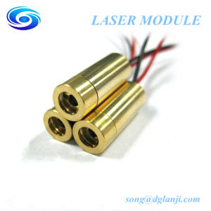 OEM Brighter 532nm 5MW 10MW 15MW 30MW Green Laser Module pictures & photos