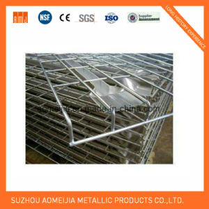 Galvanized Welded Steel Mesh Wire Deck for Pallet Racking pictures & photos
