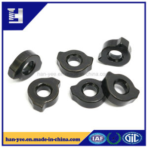 Black Cold Forming Wing Washer Fastener pictures & photos