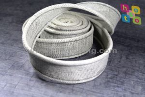 Washed Vintage Webbing Polyester/Cotton Webbing for Belts pictures & photos