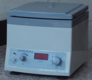 High Speed Laboratory Centrifuge with 16000rpm Jy-16A pictures & photos