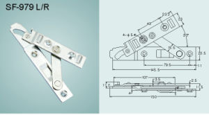 Hardware Accessories Hinge (SF-979 L/R) pictures & photos