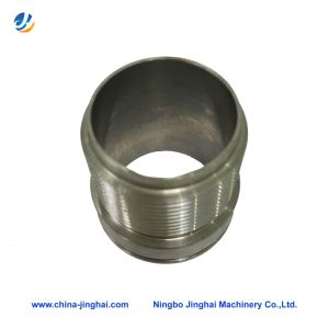 CNC Machining Parts Stainless Steel Metal Connector with Threaded pictures & photos