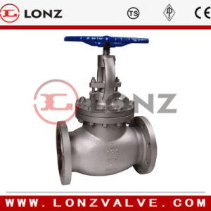 Cast Steel Globe Valve (J41H) pictures & photos
