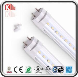 ETL Dlc LED Tube Lighting 1200mm 1500mm T8 LED Tube