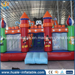 Inflatable Bouncer for Jumper House Amusement Park