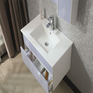 Wall-Mounted Modern Style Bathroom Vanity pictures & photos