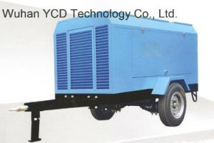 Motor Driven Portable Screw Air Compressor (MSC355G) for Mining, Shipbuilding, Urban Construction, Energy, Military and Industries pictures & photos