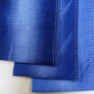7.5oz Stretch Denim Fabric (WW128) pictures & photos