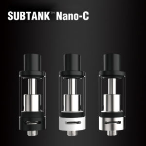 Kangertech 2.8ml Subtank Nano-C Clearomizer with Ssocc Coil pictures & photos