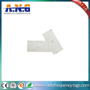 Flexible Silicone & Fabric RFID Laundry Tag with H3 Chip pictures & photos