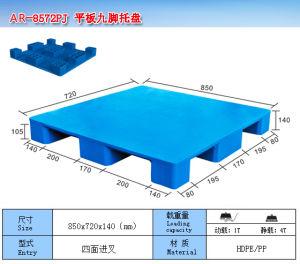 Plastic Pallet of Materialfair Handling Equipment pictures & photos