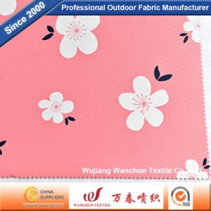 Polyester 600d DTY Oxford Printed PVC Fabric for Bag Tent Outdoor pictures & photos
