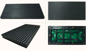Outdoor Full Color SMD P10 LED Display Module pictures & photos
