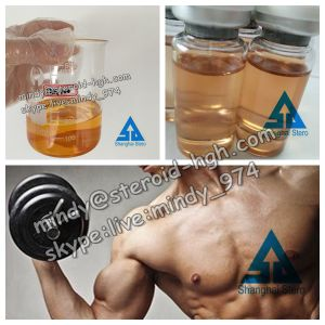 Legal Safe Delivery Injectable Vials Trenbolone Acetate 100mg/Ml for Bodybuilding pictures & photos