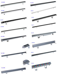 LED Wall Washer- LED Bar 36W/46W Single Color and RGB DMX Osram LEDs pictures & photos