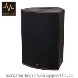 """D-115 15"""" Two Way Passive System Professional Audio Loudspeaker pictures & photos"""