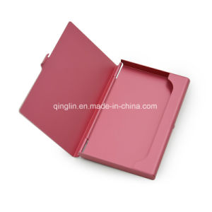 Simple Design Roseo Lady′s Business Name Card Case pictures & photos