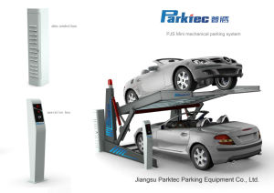 Pjs Mini Hydraulic Parking Lift pictures & photos