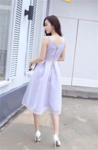 Newest 100% Polyester Fashion Sexy Dress for Young Girls pictures & photos