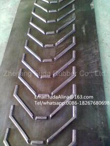 Various Pattern Nn Rubber Chevron Belt pictures & photos
