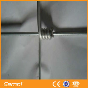 Galvanized Wire Knitted Hinge Joint Cattle Field Fence pictures & photos