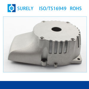 OEM High Precision Small Size Aluminum Alloy Industry Parts