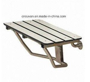 Bathroom Leisure Folding Stool, Stainless Steel Shower Folding Chair pictures & photos