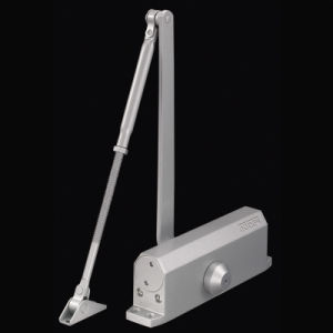 Heavy Duty Adjustable aluminium Door Closer 60-100kg Capacity pictures & photos