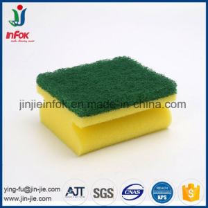 (YF-SP14) Eco-Friendly Kitchen Cleaning Sponge Scourer pictures & photos