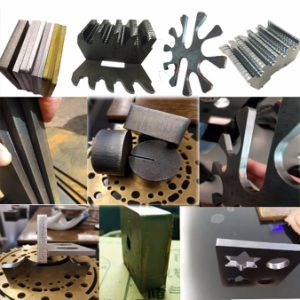 Easy Operation Fiber Metal Laser Cutting Engraving Machine pictures & photos