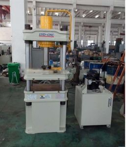 Factory Supply Four Column Hydraulic Machine for Sale pictures & photos