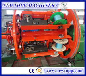 Cage-Type Cross Stranding Machine for Flat Cable pictures & photos