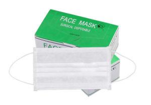 Non-Woven Disposable Face Medical Mask Nonwoven pictures & photos