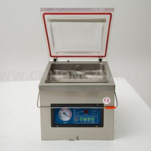Dz300 Vacuum Packing Machine with 300mm Sealing Line pictures & photos