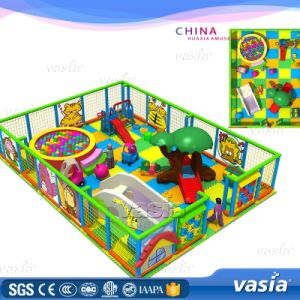 PVC Material Large Design Customized Space Indoor Kid Playground pictures & photos