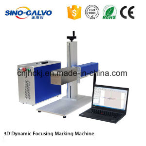 3D Dynamic Focus Laser Galvo Scanner for Laser Marking Machine pictures & photos