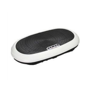 Home Use Portable Crazy Fit Massage Body Slim Vibration Plate pictures & photos