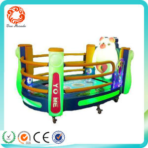 Coin Operated Arcade Kids Amusement Equipment Trampoline Game Machine pictures & photos