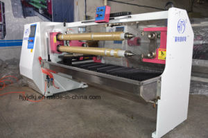 Two Shaft Automatic Tape Cutting Machine