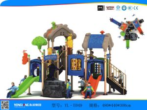 Customized Children Commercial Outdoor Playground Equipment (YL-E049) pictures & photos