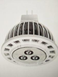 2017 LED Lights GU10 3W 420lm Super Bright Glass Ceramic Ce RoHS GU10 LED Spotlight pictures & photos