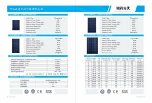 150W Polycrystalline Solar pictures & photos