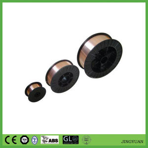 1.2mm 15kg/Black Spool Sg2 Welding Consumable Er70s-6 Solid Solder Welding Wire with Copper Coated