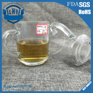 Transparent Lead-Free Glass Mugs