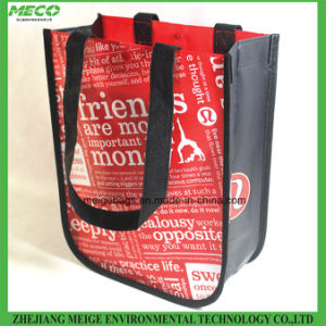 Lululemon Shopping Tote Bag, Made of Non Woven Polypropylene pictures & photos