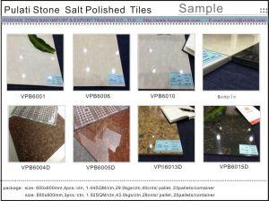 Building Material Floor Tile/Pulati Stone Polished Porcelain Floor Tile (VPB6006, 600X600mm) pictures & photos